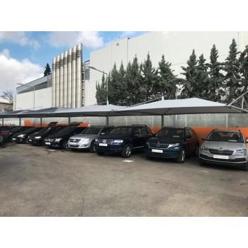 Στεγαστρα αυτοκινητων - Σκεπαστρο αυτοκινητων τυπου ομπρελας