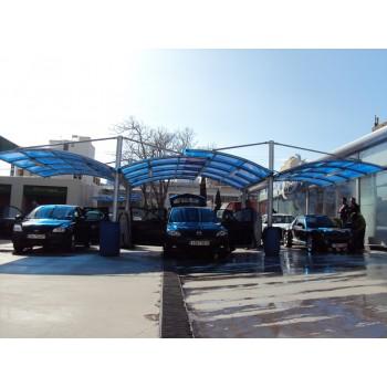 Στεγαστρα - στέγαστρα για την περιποίηση αυτοκινήτων Στέγαστρα για Πλυντήρια ATLAS STEG | ΣΤΕΓΑΣΤΡΑ ΑΥΤΟΚΙΝΗΤΩΝ - ΣΤΕΓΑΣΤΡΑ ΠΑΡΚΙΝΚ