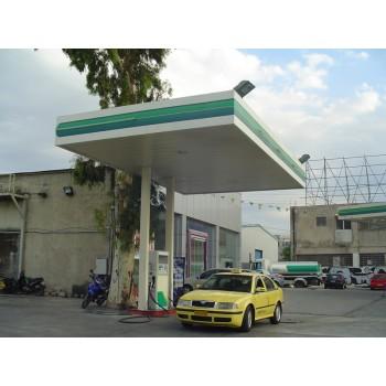 Στεγαστρα - Στέγαστρο βενζινάδικου